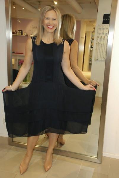 Mikä mekko!