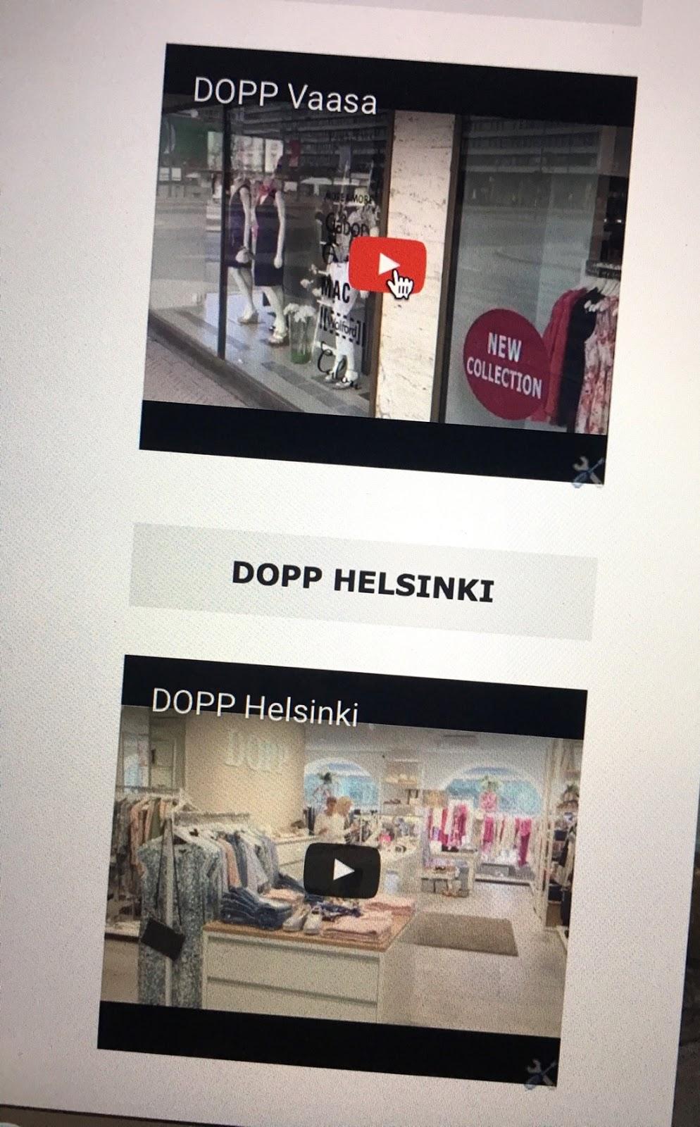 Tutustumiskäynnit DOPP Vaasassa ja DOPP Helsingissä!
