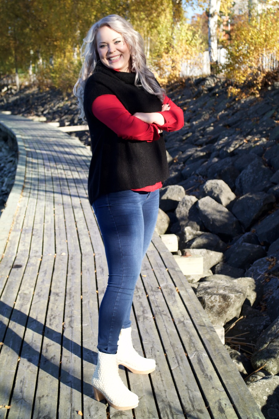 Lokakuun nainen: 29-vuotias Charlotte