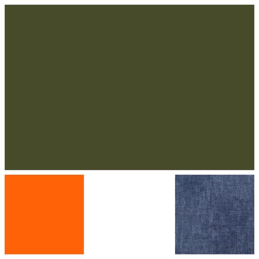 Kevään väriviikko: Vihreä