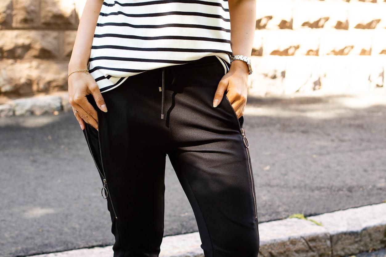 Tulevaisuuden housut Gabin tyyliin