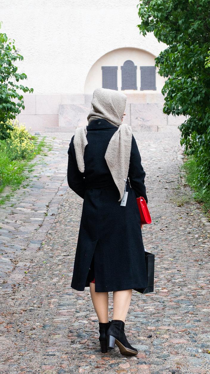Lukijan toivepostaus: Häät Suomenlinnassa