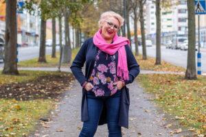 Lokakuun nainen: 54-vuotiaan Susannan tarina
