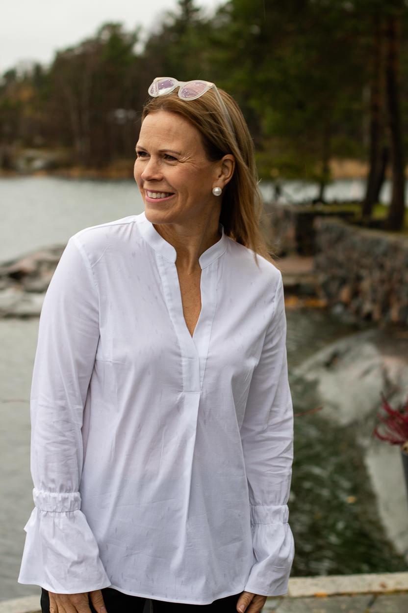 Neuleviikko: Joka naisen neuletakki ja paita, joka ei edestä irvistä