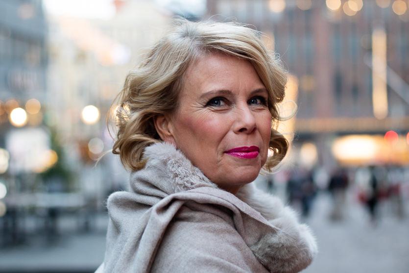 """Joulukuun """"Kuukauden nainen"""" 48-vuotias Marja"""