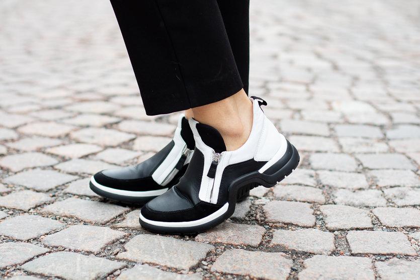 """Voiko jalkaan pukea jo """"Tulevaisuuden lenkkarit""""?"""