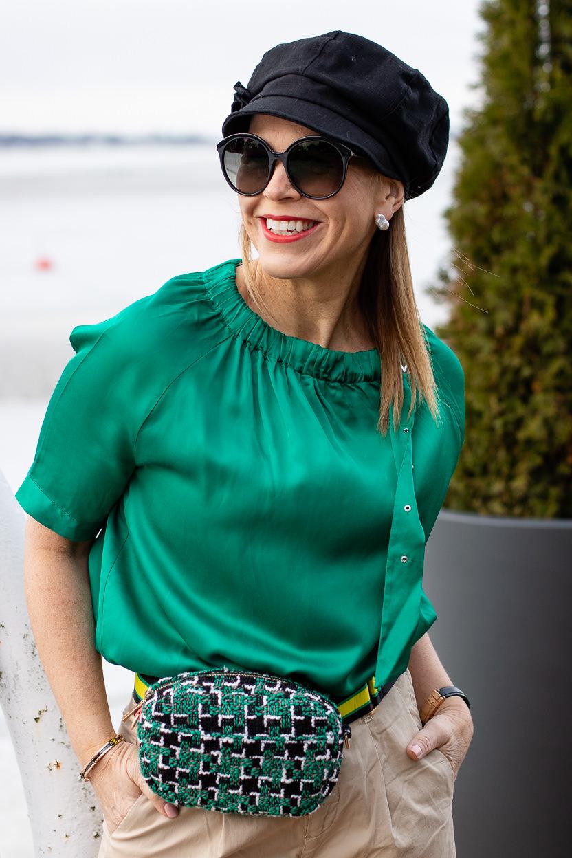 Kevään 2019 väriviikko: Vihreä