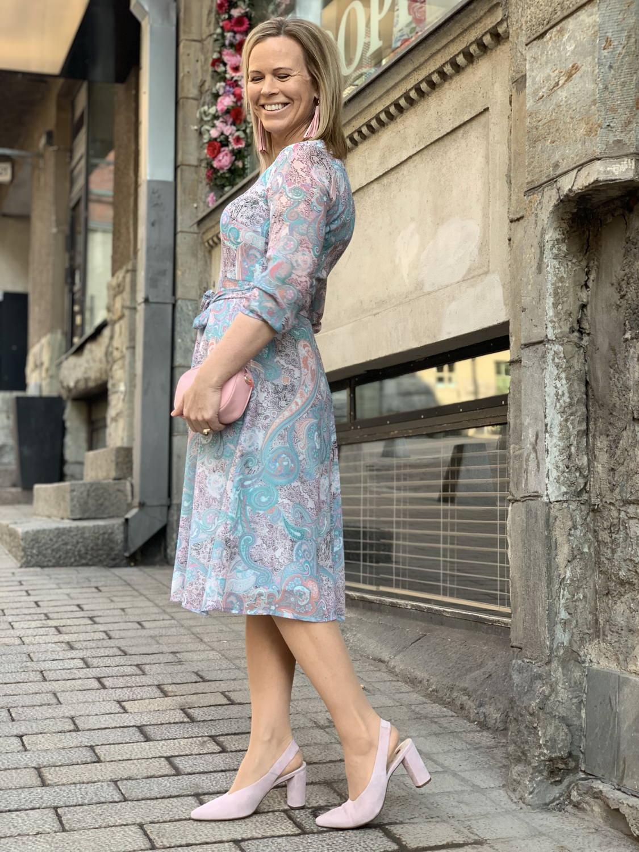 Mekkoviikko: Paisley mekko