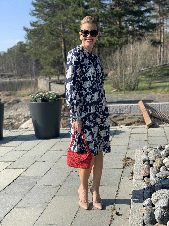 Mekkoviikko: Phyllis mekko