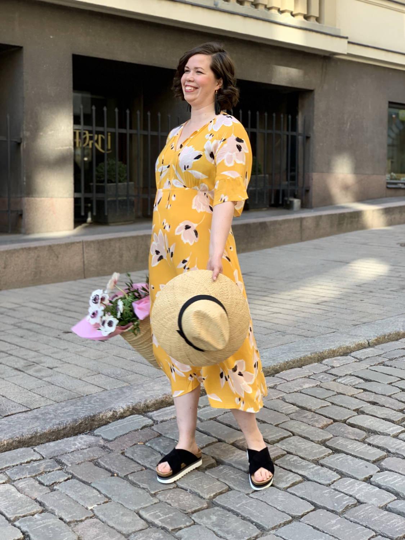 """Kesäkuun """"Kuukauden nainen"""": 37-vuotias Kirsi"""