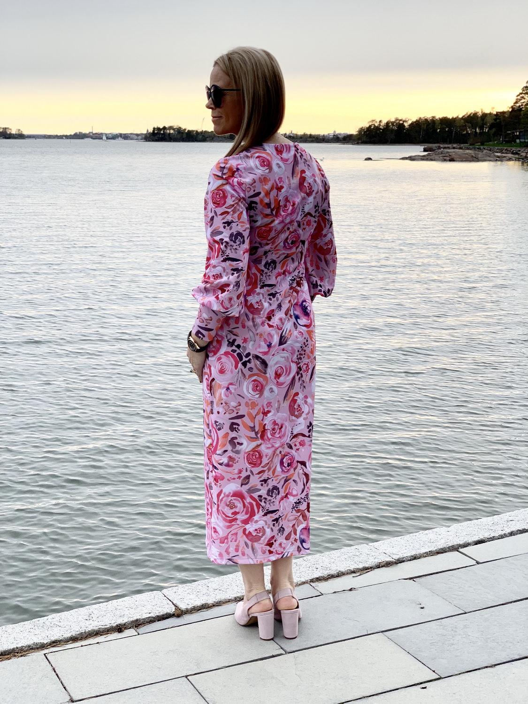 doppwoman Bea mekko uudessa värissä!