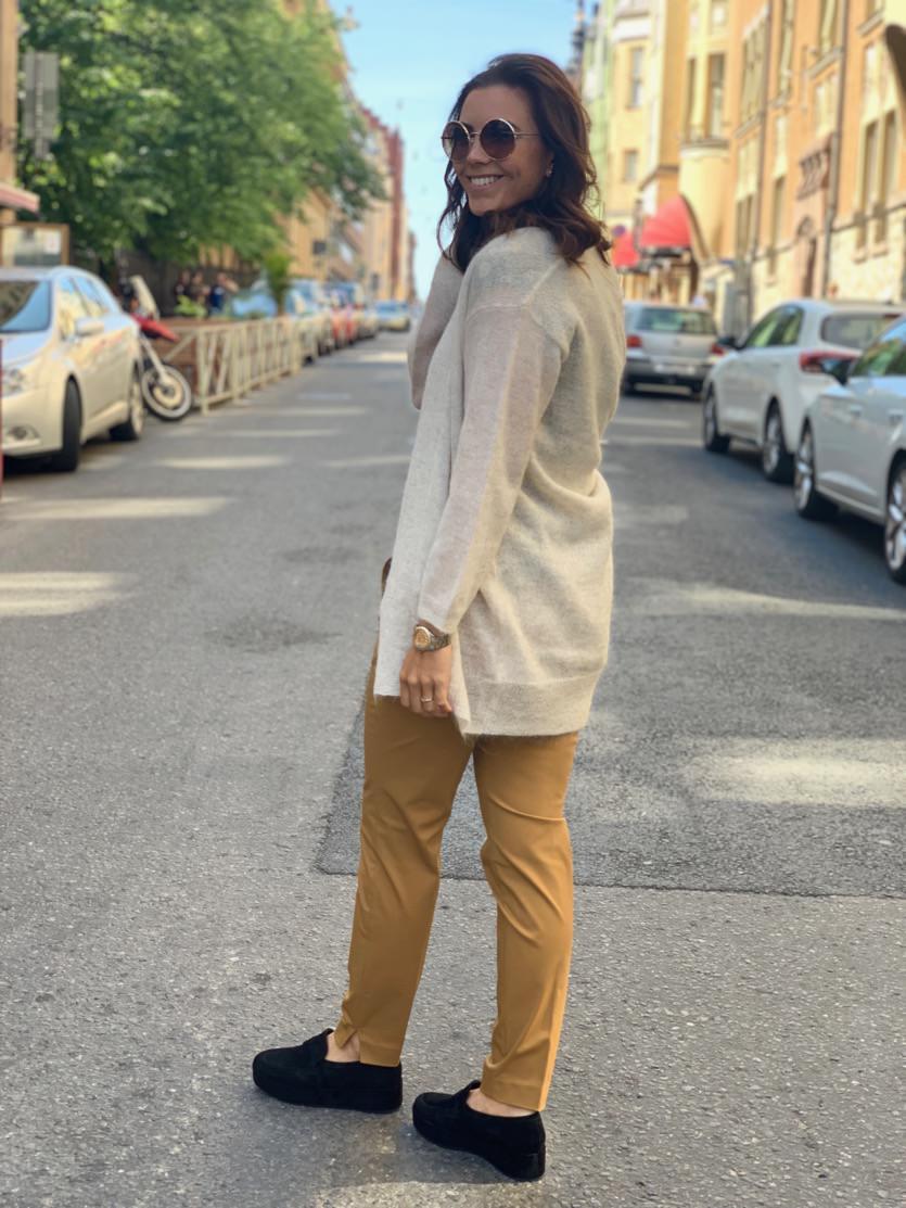 Kameli housut