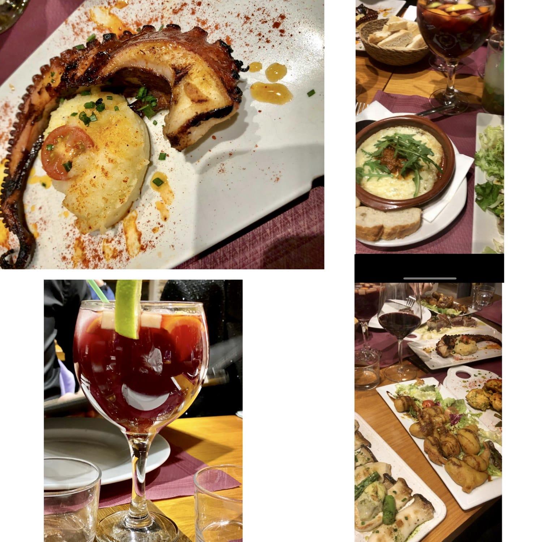 Ruokakriitikot Espanjan aurinkorannikolla