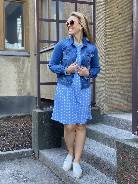 Doppwoman mekkomalliston ensiesittely; Melina