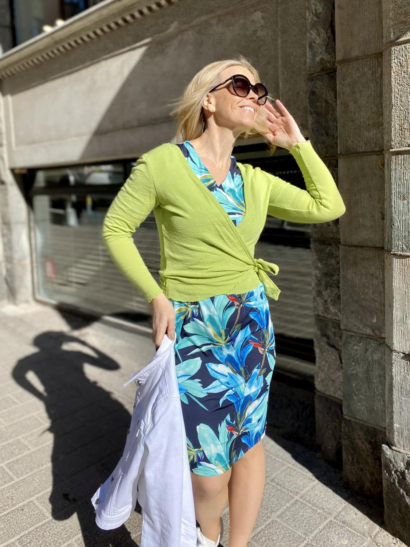 Kevään 2020 väriviikko; Limenvihreä