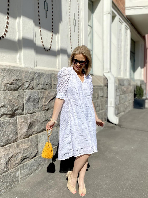Mekkoviikko 2/7: Debby mekko