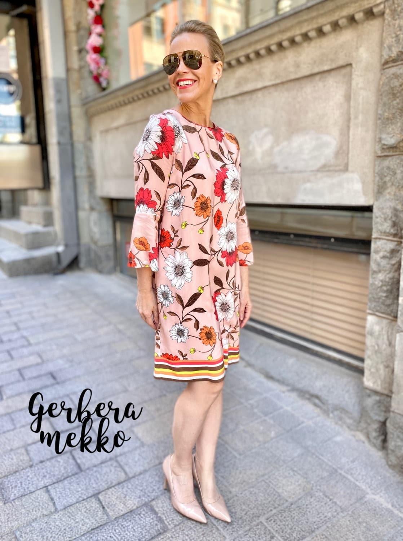 Gerbera mekko