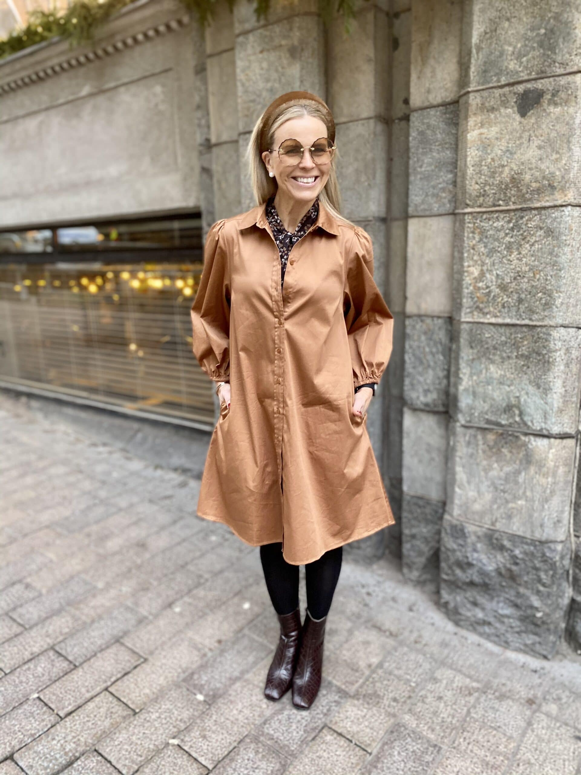 A-linjainen takkimekko