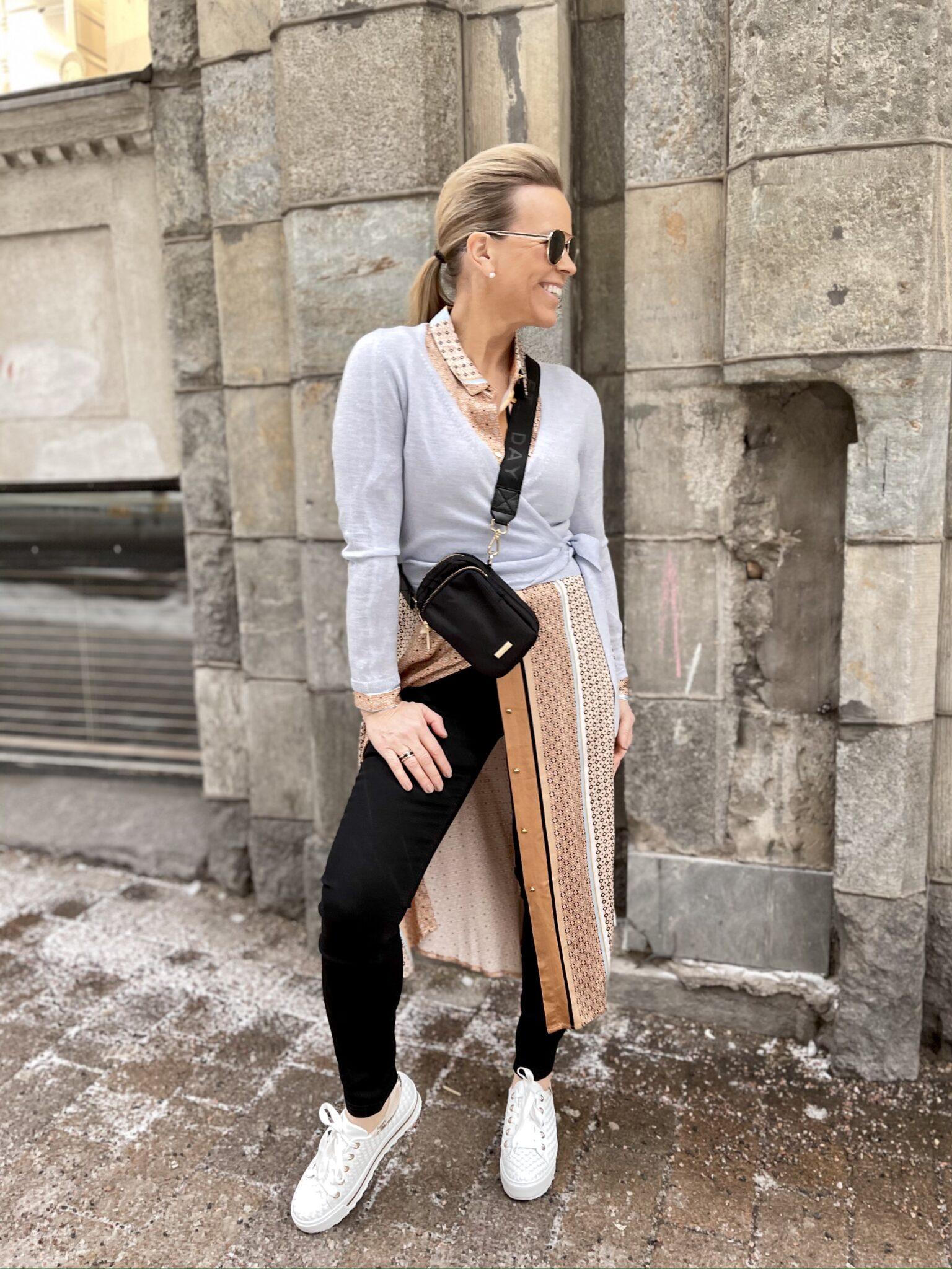 Uusi Ciara ja Filuka paita & takkimekko
