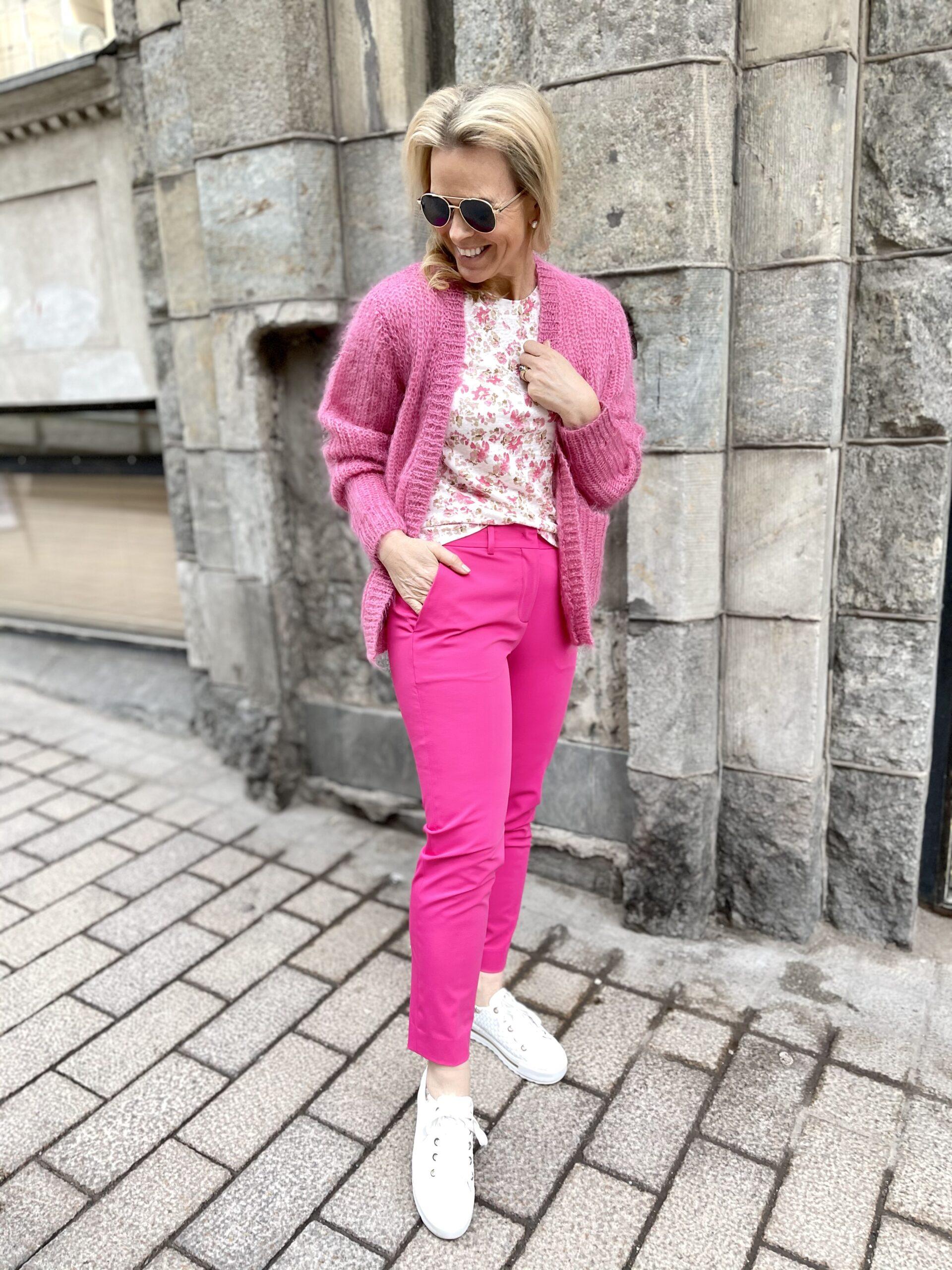 Pinkit housut
