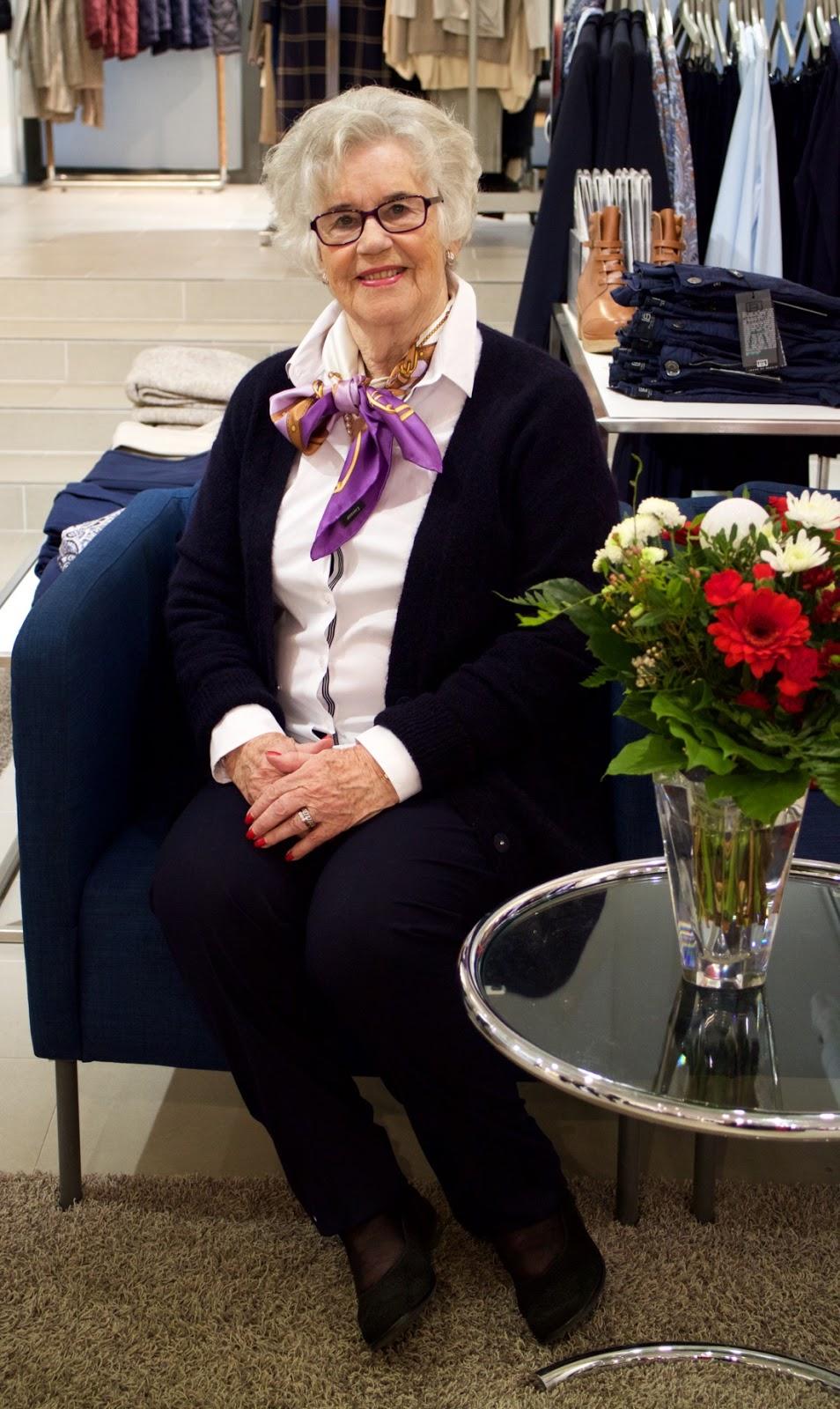 Joulukuun nainen: 79-vuotias Marketta