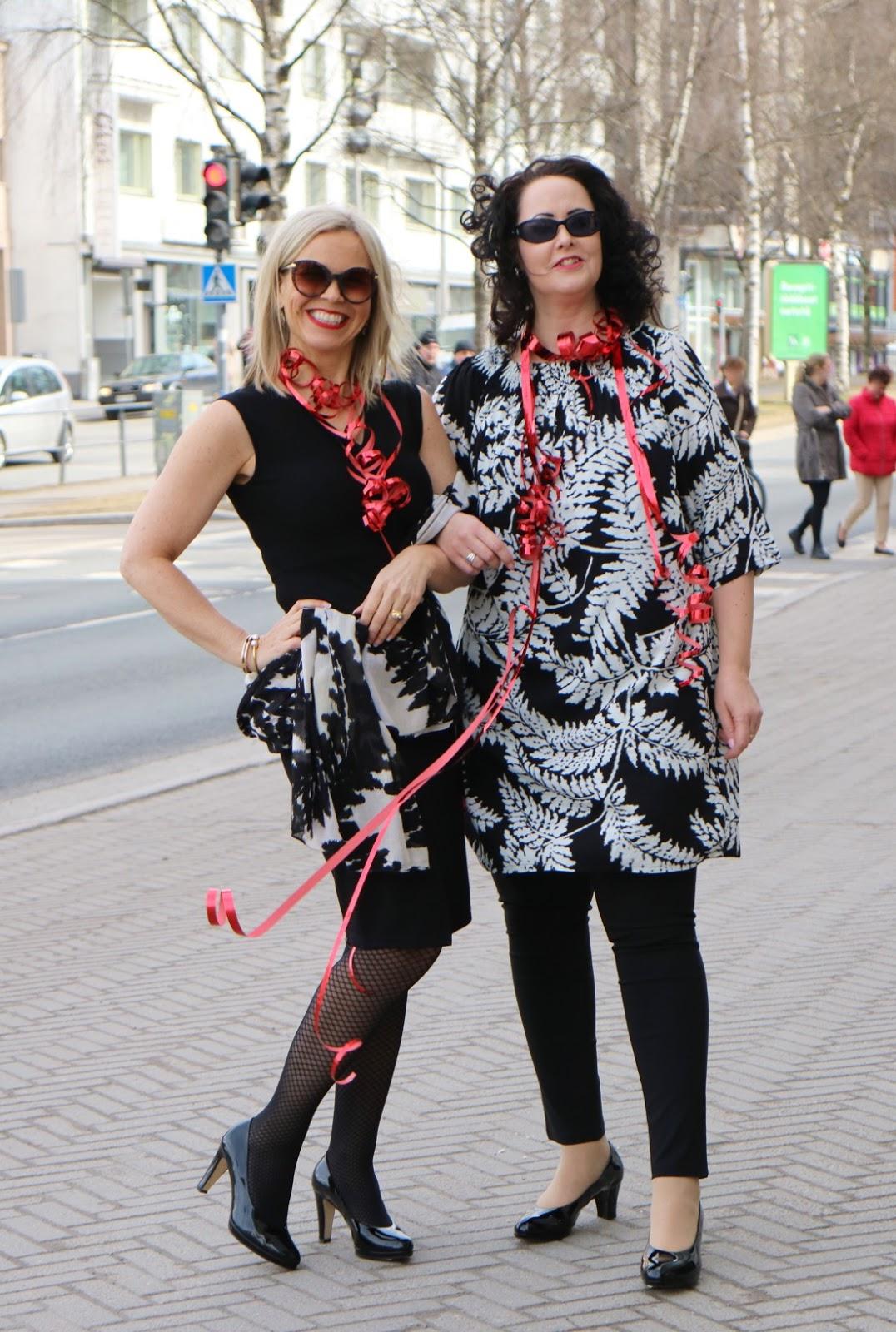 DOPPladies vapputunnelmissa ja mekkoarvonnan voittaja!