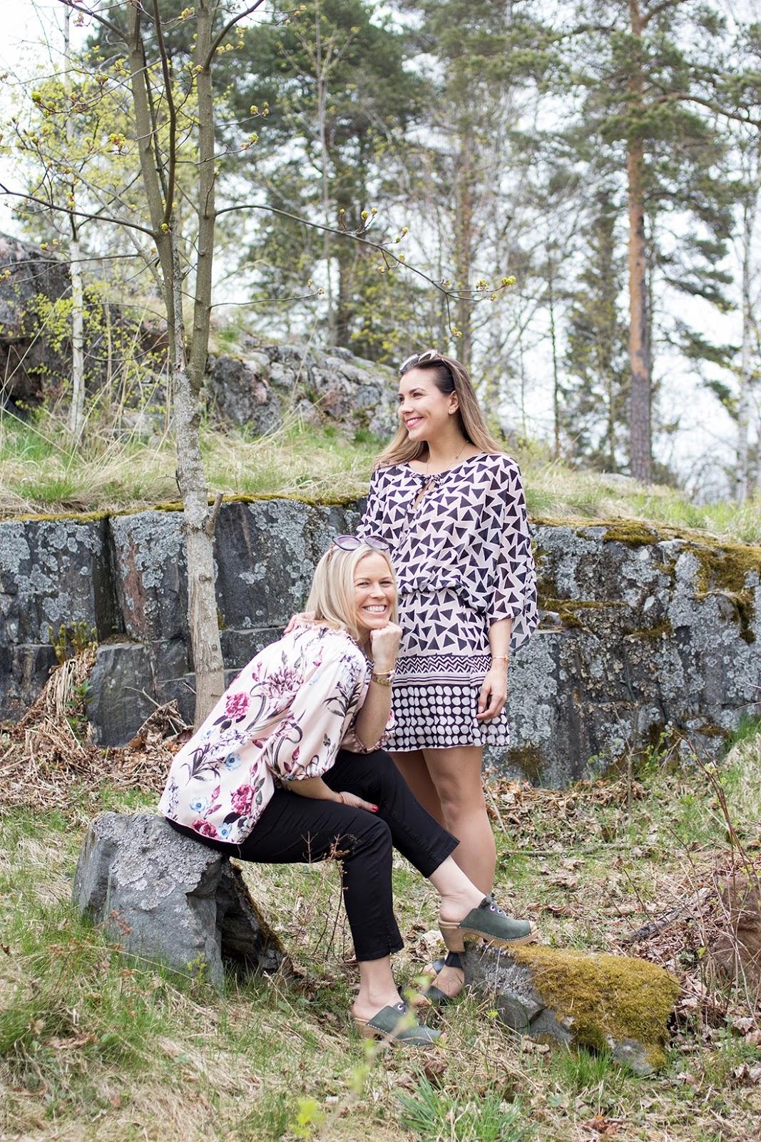Äidin ja tyttären ikä ja elämä