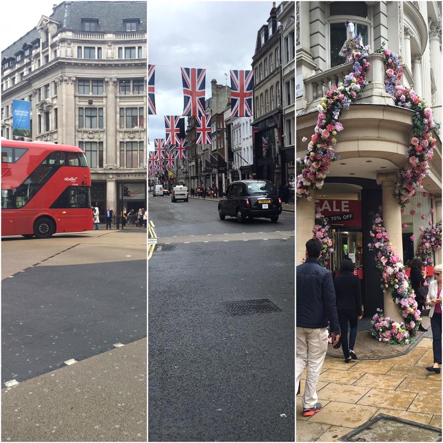 3 päivää Englannissa: 2. päivä Lontoo